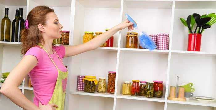 The Messy Person's Guide to a Tidy House