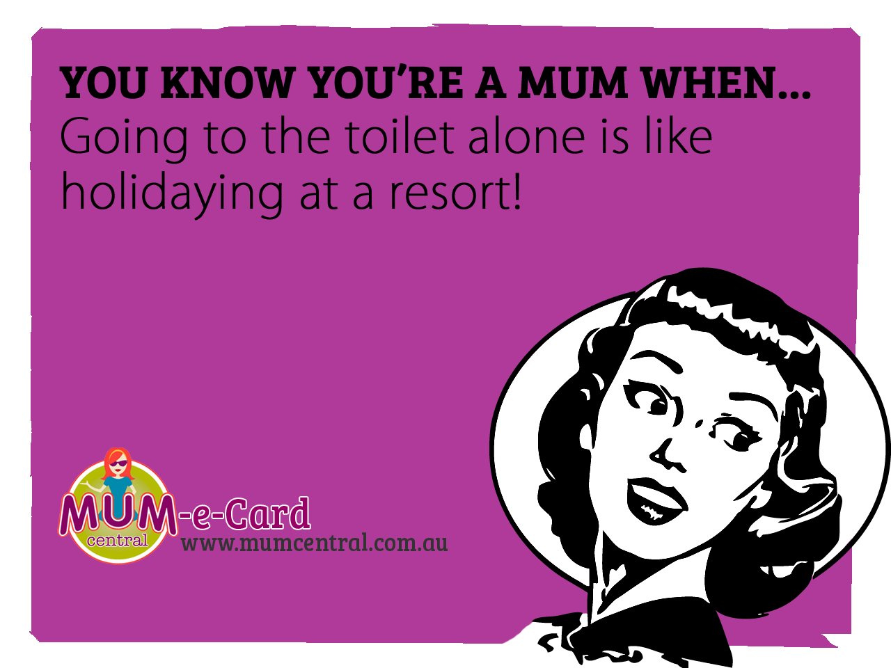 Stay At Home Mom Ecards - Viewing Gallery
