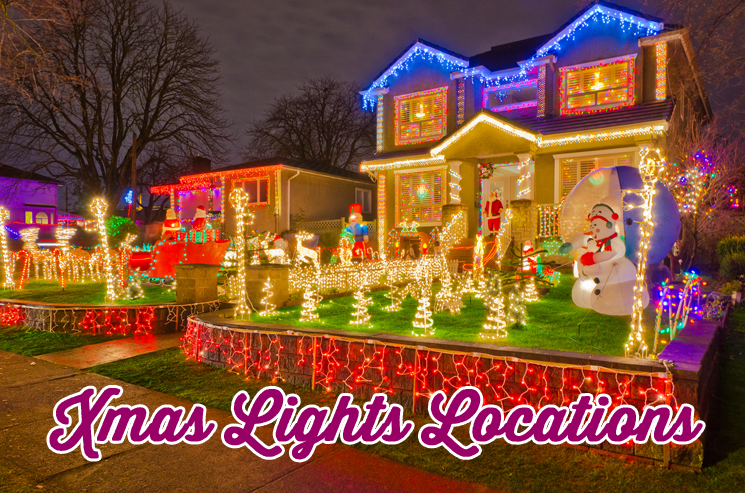 Best Christmas Light Displays In Usa