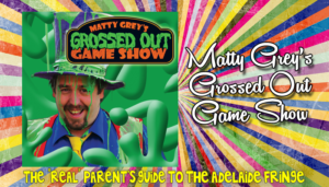 Matty Greys Grossed Out Game Show