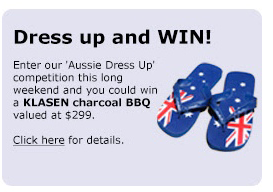 Dress up and WIN!
