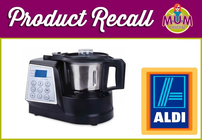 product recall aldi recalls kuchef thermo cook mum central. Black Bedroom Furniture Sets. Home Design Ideas