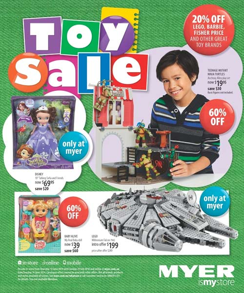 Myer-Toy-Sale