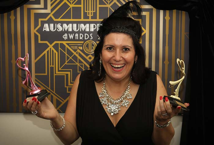 Belinda Jennings AusMumpreneur Awards