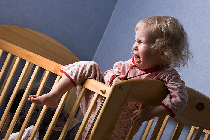 bedtime toddler tantrums