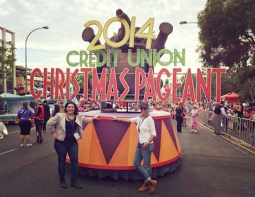 Credit Union Christmas Pageant