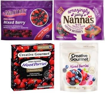Nannas Mixed Berries Updated