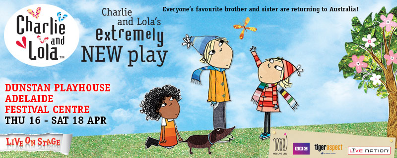 Charlie and Lola Extremely New Play