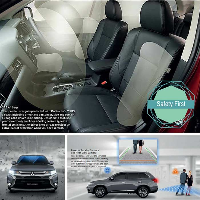 2016-Mitsubishi-Outlander-Safety-First