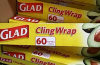 Glad-Cling Wrap Cutter