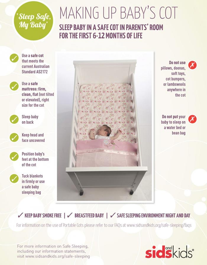 Safe-Sleeping-Practices---Cot-Safety