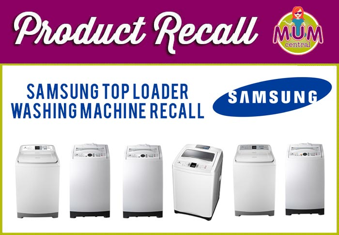 washing machine recall samsung