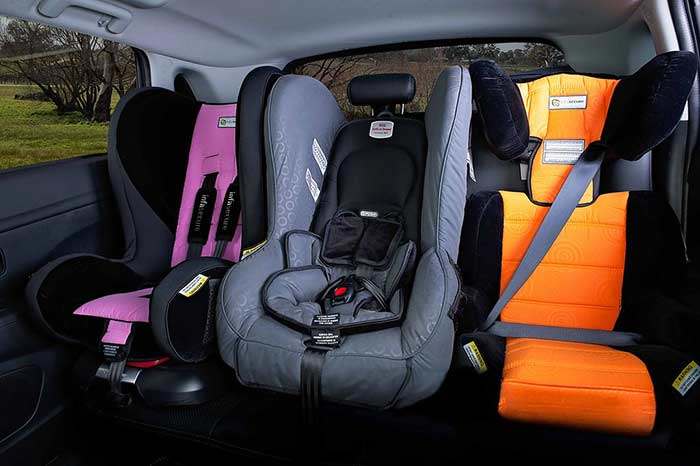 Car Seats, Isofix, and Fit 3 Car Seats Across the Back - Mum ...