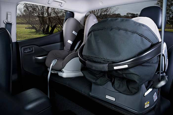 Britax Infant Car Seat >> Car Seats, Isofix, and How to Fit 3 Car Seats Across the Back - Mum Central
