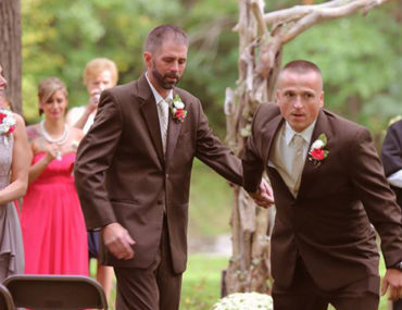 Wedding-Stepfather