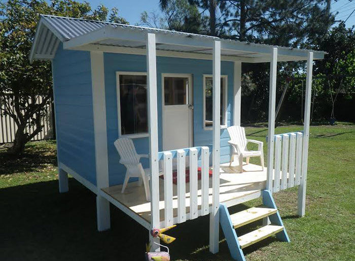 Win-a-Cubby-House