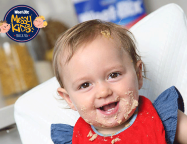 Weet-Bix-Messy-Kids-Competition