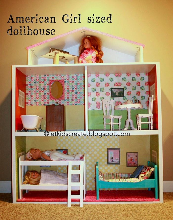 Ikea-Hack-Dollhouse