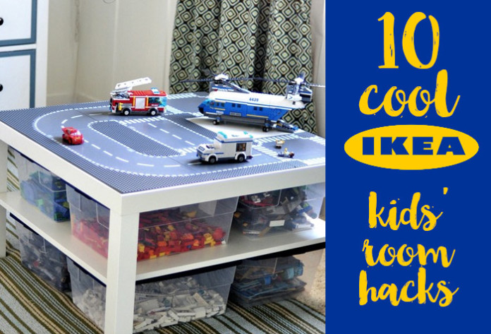 10 Cool Ikea Hacks for Your Kids' Bedrooms - Mum Central