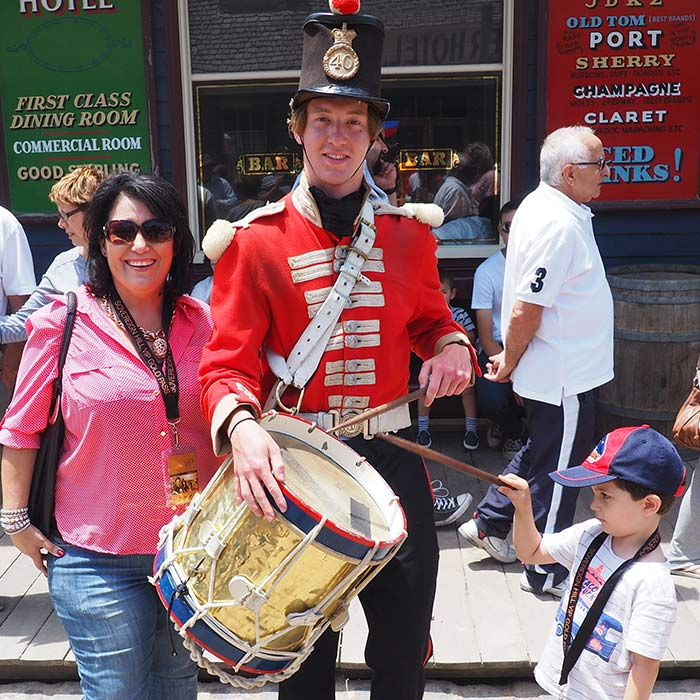 Sovereign-Hill-Drummer