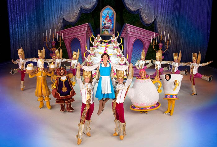 Disney-on-Ice--Presents-the-Magical-Ice-Festival Beauty and the Beast
