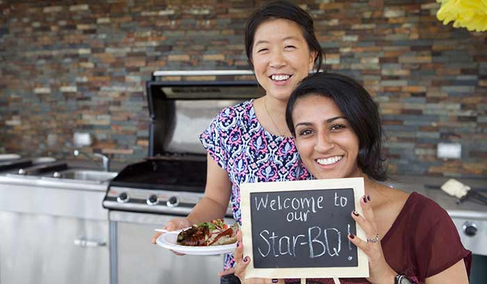 Host a StarBQ this May