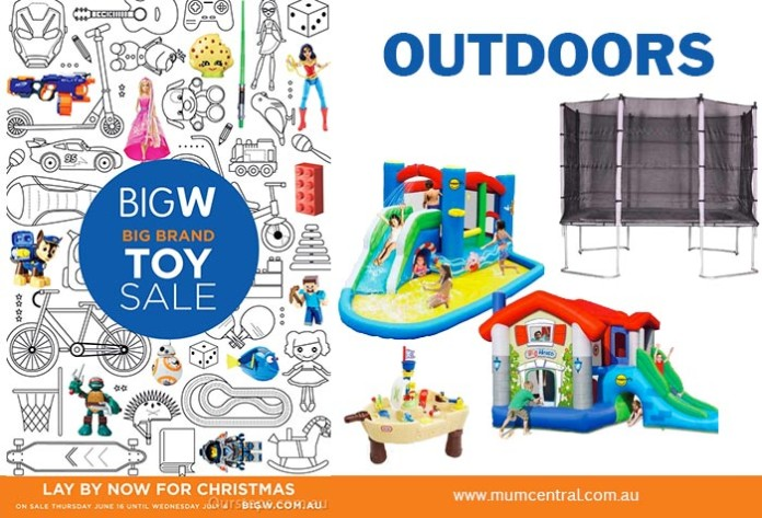 2016 big w toy sale action and adventure outdoors