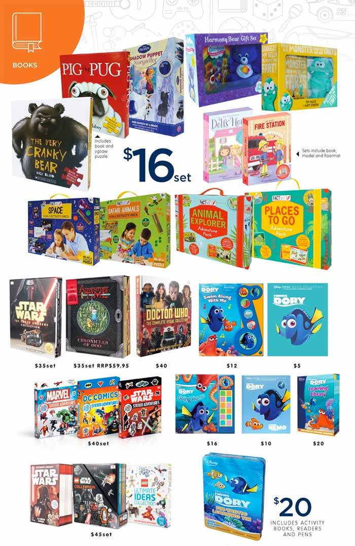 fc98eef4a61 2016 Big W Toy Sale - Bookworms Will Love These Books on Sale | Mum ...