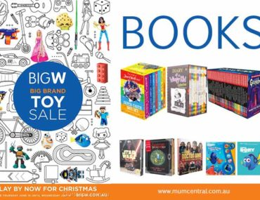 Big-W-Toy-Sale-Books