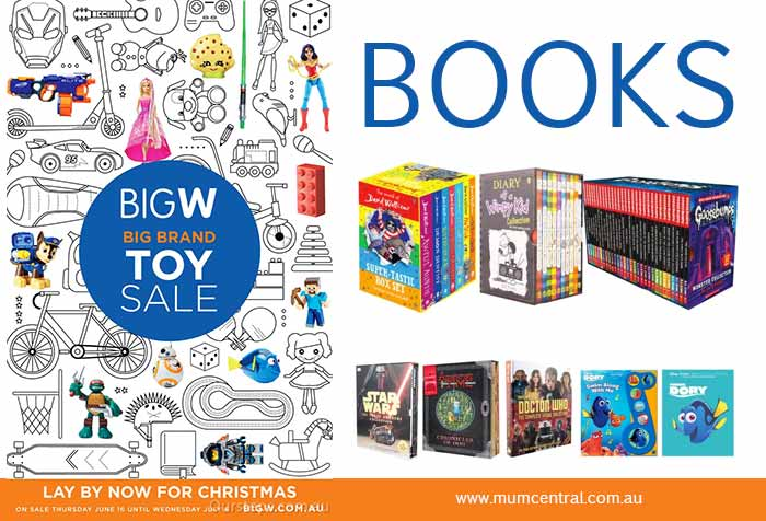 2016 big w toy sale bookworms will love these books on sale mum 2016 big w toy sale bookworms will love these books on sale solutioingenieria Image collections