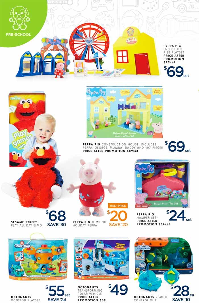 Big-W-Toy-Sale-Peppa