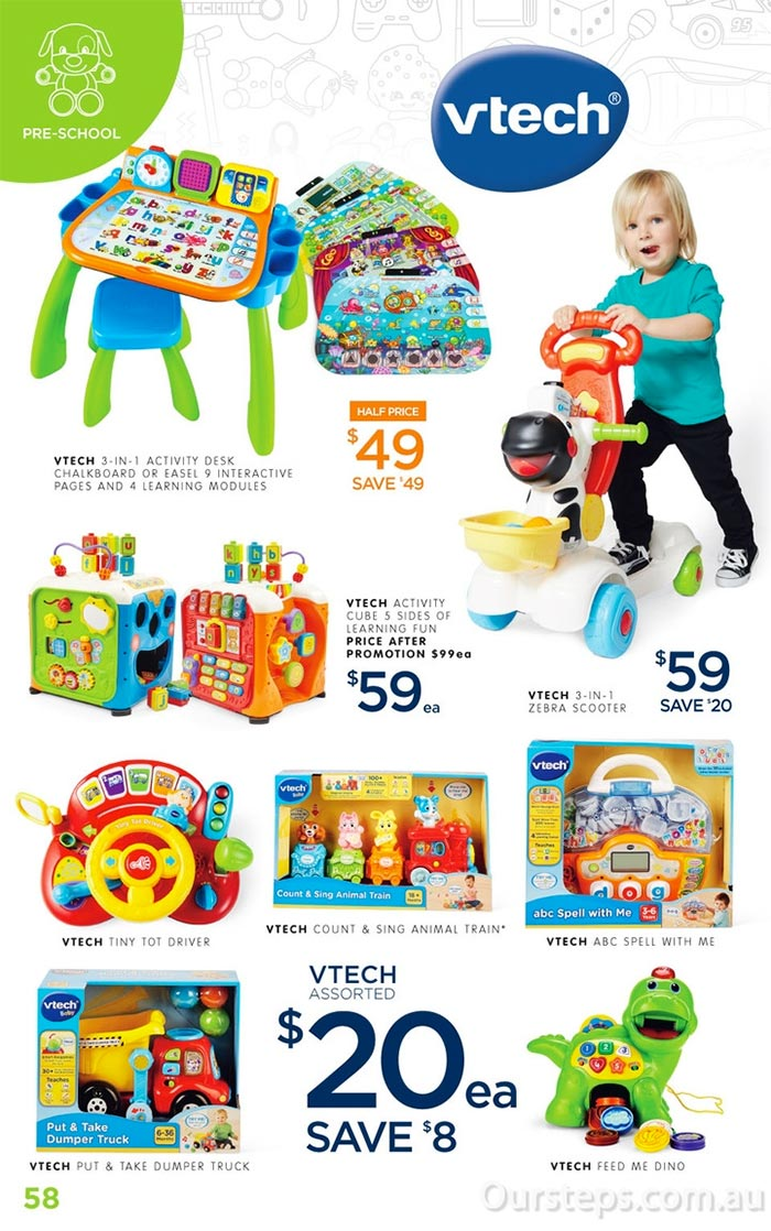 2016 Big W Toy Sale - They've Got Shopping for Baby & Pre-Schoolers Sorted - Mum Central