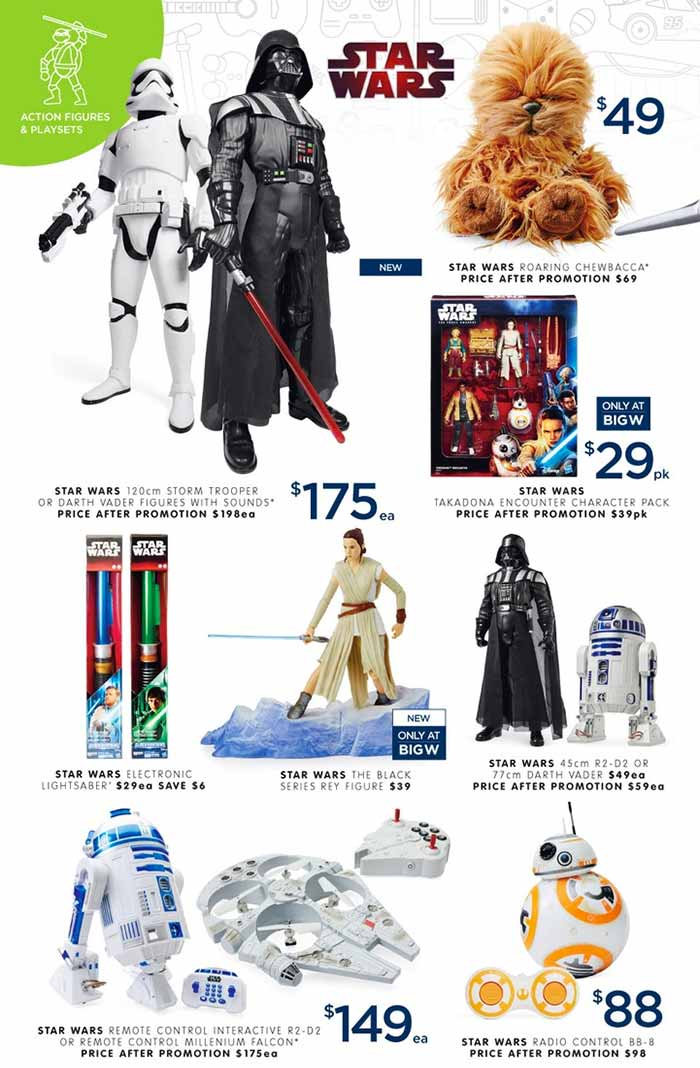 Big-W-Toy-Sale-Star-Wards