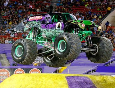 Monster Jam – Expect the Unexpected