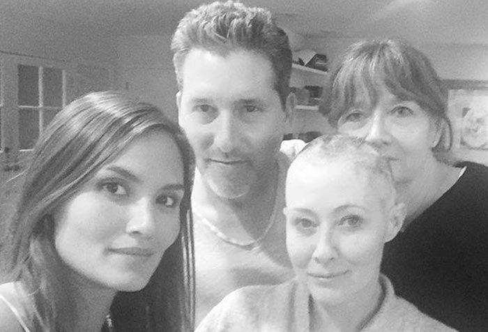 Shannon-Doherty Cancer Shave