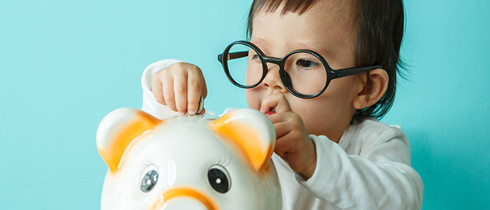 early-learning-saving-money