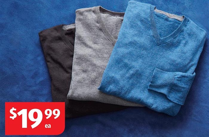 ALDI Westbay Cashmere Sweater 1999