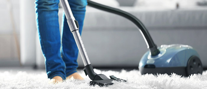 cleaning hacks for busy mums - carpet care