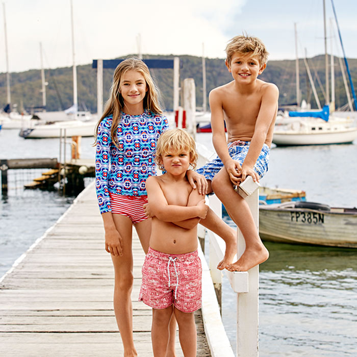 Collette-Dinnigan-ALDI-Kids-Fashion-Beachwear