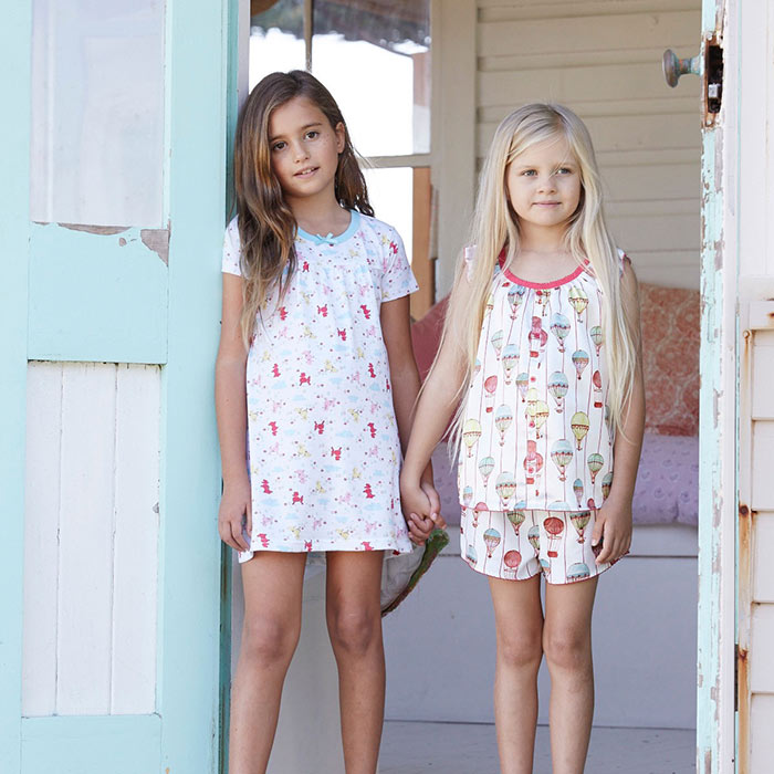 Collette-Dinnigan-ALDI-Kids-Fashion-Girls-Sleepwear