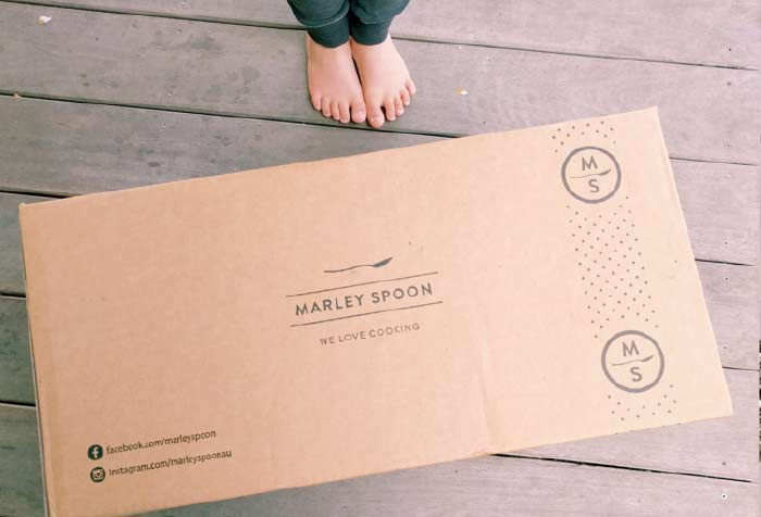 Marley-Spoon-Box-Arrival