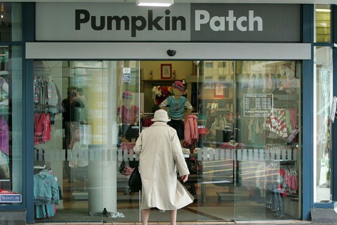 Pumpkin Patch stores closing by early 2017
