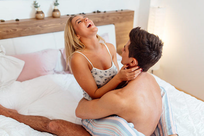 Obviously you know what you and your Baby Daddy have got to do to get that plan in action (wink, wink)… but do you know these six sex tips to help you get pregnant tonight?