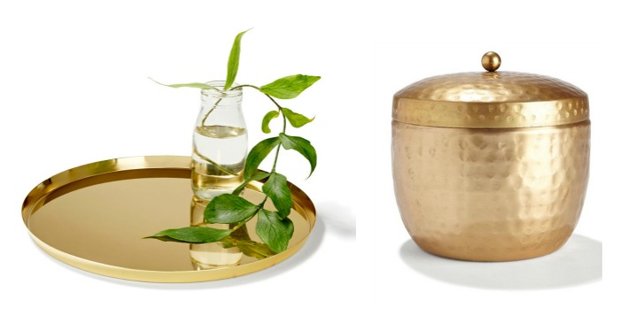 kmart-candle-brass-tray