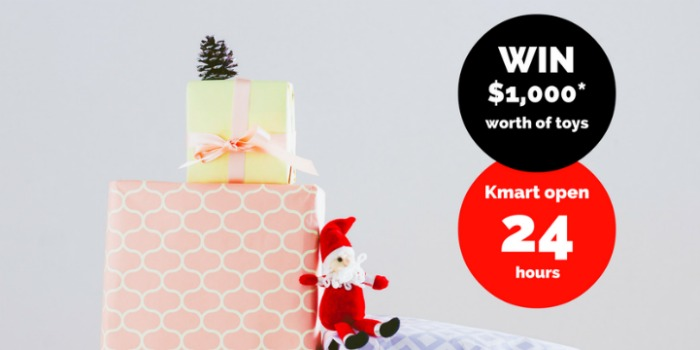 Kmart voucher giveaway even more reasons to love kmart this win a kmart spree stopboris Image collections