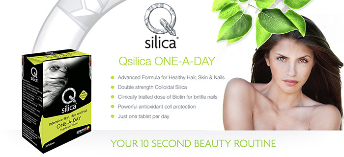 QSilica-one-a-day