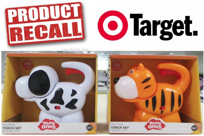 target australia young ones my first torch
