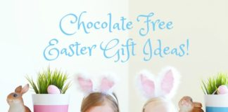 Chocolate Free Easter