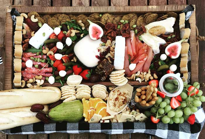 What To Buy For An Amazing Cheese Board Or Grazing Platter