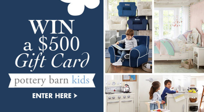 Pottery-Barn-Kids-giveaway